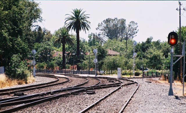 Davis Railroad