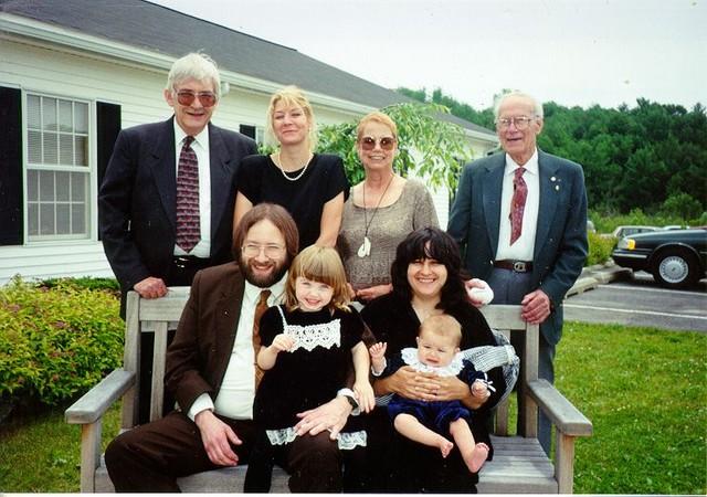 Gordon's funeral